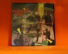 FRANKIE PAUL - LET'S CHILL - VP 1991 - REGGAE IN SHRINK VINYL LP RECORD