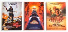 Mad Max Fridge Magnet Set movie poster road warrior beyond thunderdome