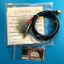 Rega Incognito (Cardas) Rewire Kit For All Rega/ J.A.Michell Moth etc.