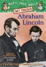 Magic Tree House Fact Tracker: Abraham Lincoln: A Nonfiction Companion to Magic