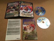 Les créatures Impossible-PC CD ROM-testé / fonctionne