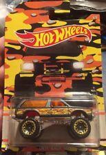 2017 Hot Wheels camo CHEVY BLAZER 4X4 Camouflage Truck Walmart Exclusive Trucks