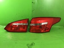 FORD FOCUS MK3 ESTATE REAR TAIL LIGHTS OUTER + INNER DRIVER RIGHT OSR 2015-2018