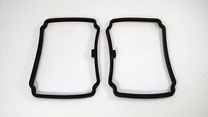 Pair Tail Light Lens Gaskets For 1973-87 Chevy & GMC Pickup Truck