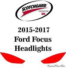 3M Scotchgard Paint Protection Film Clear Bra Pre-Cut 2015 2016 2017 Ford Focus