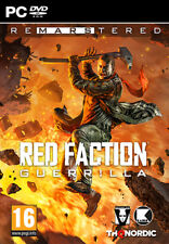 Red Faction Guerrilla - ReMarsTered PC THQ