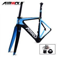 T800 Rennrad Carbon Rahmen BSA Fahrrad Rahmen Rahmenset Carbon 48/51/54/56cm