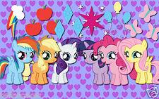 Eßbar Tortenaufleger My little Pony Filly Tortenbild A4 backen Kuchen Geburtstag