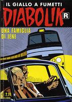 DIABOLIK R N° 602 - 17 AGOSTO 2011 - CONDIZIONI OTTIME EDICOLA