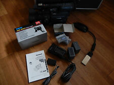 Panasonic AG-HVX200AP 3-CCD P2 HD Camcorder - Only 21 hrs Operation