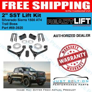 "ReadyLift 2"" SST Lift Kit 2019-2021 Silverado Sierra 1500 AT4 Trail Boss 69-3920"