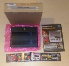 Metal slug 4 Mvs, Neo Geo, Snk,completo