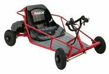 Kids Electric Razor Dune Buggy Car Seatbelt 350w Off-road Sand 8 Boys Toy Gift