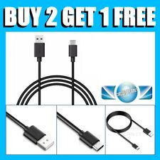 Type C USB-C rapide chargement chargeur câble Pour Samsung Android Sony Huawei T...
