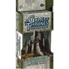 Game of Thrones LCG (1st Ed.) On Dangerous Grounds Chapter Pack (FFG) NEW!