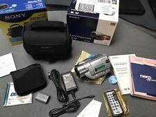 Sony DCR-DVD404e incl. Starter Kit ACC-DVDP NEW