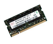 2gb RAM de memoria Netbook Asus Eee PC t91 serie 1 s121 (n450) ddr2 667 MHz