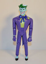 "RARE Foreign 2001 Animated Joker 6.75"" Quick Action Figure Batman DC Comics"