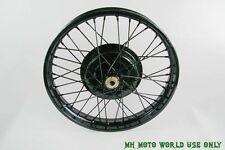 CJ750 black wheel m72