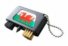 Wales Golf Groove Cleaner - Society Gift