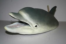 Floating DOLPHIN HEAD Fountain,  Lovely Pond Ornament, or Present - DOLPHIN