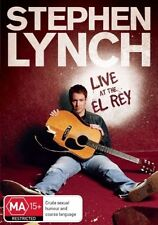Stephen Lynch: Live at the El Rey (DVD, 2009) - Region 4