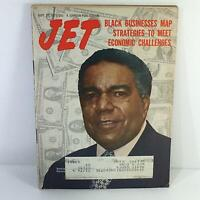 Jet Magazine: Sept 27 1973 - Black Business Map Strategies