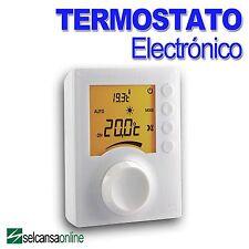 DELTA-DORE 6053008 TYBOX-217  Termostato electrónico programable 6 consignas