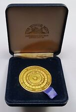 The Tower Mint Official Millennium Greenwich Mint Medallion 2000 Free Delivery