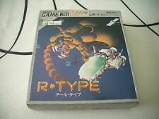 >> R-TYPE I 1 IREM SHOOT'THEM UP GAMEBOY GAME BOY JAPAN BRAND NEW OLD STOCK! <<