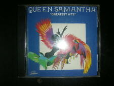 Disco CD Greatest Hits (The Letter) - Queen Samantha   Unidisc