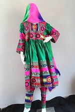 Afghan Kuchi Nomad Banjara TraditionTribal Boho Handmade New Brand Unique Dress