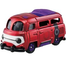 Takara Tomy Disney Plush Motors Big Hero 6 2.0, Tomica Diecast vehicle toy car