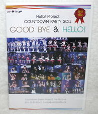 Hello! Project COUNTDOWN PARTY 2013 GOOD BYE & Taiwan 3-DVD (Morning Musume)
