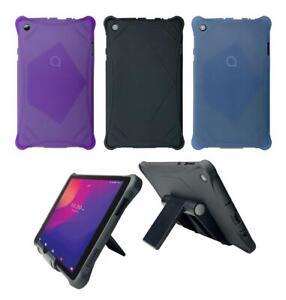 Adjust Stand + Protective Case For Alcatel Joy Tab 2 Tablet 8 inch (Model 9032Z)
