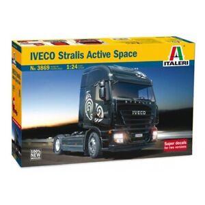 Italeri 1/24 IVECO Stralis Active Space Kit (New)