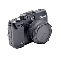 Automatic Protection Lens Cap for Camera Canon Powershot G1X