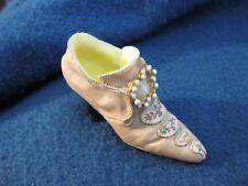 Miniature, Ceramic High Heel, Shoe