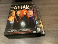 Alias DVD Prima Stagione Jennifer Garner