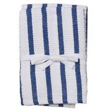 Gourmet Classics Casserole Kitchen Dish/Wash Towel Cloth Set Of 2 Cotton Blue