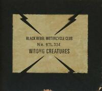 BLACK REBEL MOTORCYCLE CLUB Wrong Creatures (2018) 12-track CD album NEW/SEALED