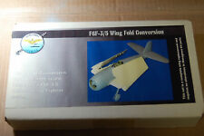 Dangerboy Hobbies 1:48 F6F-3/5 Wing Fold Conversion for Hasegawa F6F's - MINT!!