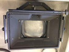 Chrosziel mattebox rig includes hard case and various accessories Matte Box