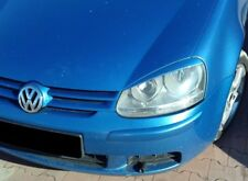 VW GOLF 5 V - CASQUETTES DE PHARES (ABS) - TUNING-GT