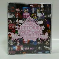 DVD SMTOWN LIVE in TOKYO SPECIAL EDITION WORLD TOUR 3DVD