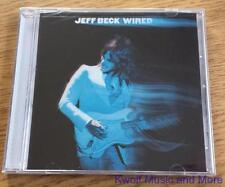 "JEFF BECK   ""Wired""  Epic/EK 85439    NEW   (CD,2001)"