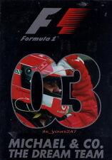Formel 1 - Formula One F1 Saison 2003 | Schumacher | DVD