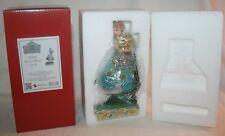 "Disney Traditions, Jim Shore ""Spring in Bloom"" Anna Figurine #4050882 Nib"