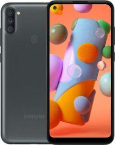 Factory Unlocked Samsung Galaxy A11 SM-A115A - 32GB - Black