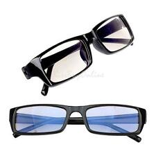 PC Computer Game TV Eye Strain Protection Anti-fatigue Glasses Vision Radiation